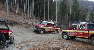 Požiar v Gaderskej doline sa hasičom podarilo lokalizovať