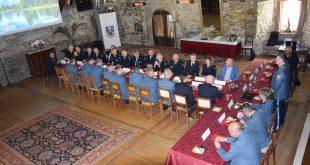 Vedúci predstavitelia Hasičského a záchranného zboru dnes privítali členov českej delegácie z HZS ČR
