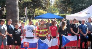 Na Firefighter combat challenge v USA sa prvýkrát v histórii zúčastnil hasič zo Slovenska