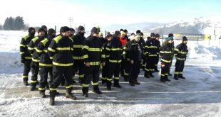 Na Oravu dorazil prvý autobus s hasičmi z Trnavského kraja