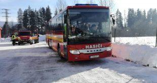 Na severe Slovenska je v tejto chvíli viac ako 280 hasičov