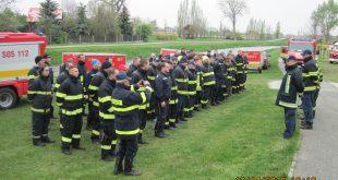 Odborná príprava Dobrovoľných hasičských zborov obcí okresu Senec