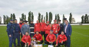 Krajskú súťaž v hasičskom športe vyhrali hasiči z Trnavy