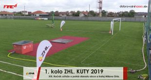 1. kolo ZHL, Kúty 2019