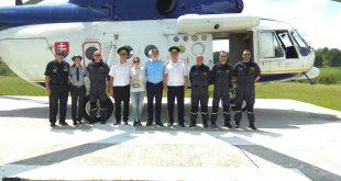 Delegácia z Bulharska sa oboznámila s fungovaním Výcvikového centra HaZZ Lešť