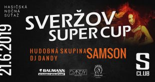SVERŽOV SUPER CUP 2019