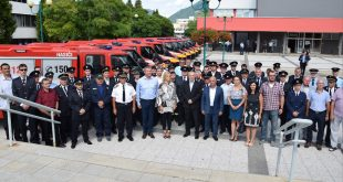 Nové vozidlá Iveco Daily si v stredu prevzalo 25 miest a obcí Trenčianskeho kraja