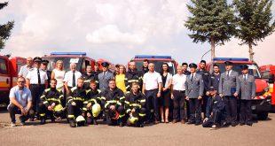 Nové vozidlá Iveco Daily si v stredu prevzalo 5 obcí Banskobystrického kraja