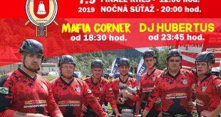 Finále Regionálnej hasišskej ligy Spiš (RHLS) – Spišská Belá 2019