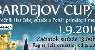 Bardejov CUP 2019
