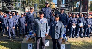 Víťazmi Súťaže o putovný pohár prezidenta HaZZ sa stali hasiči zo Záchrannej brigády HaZZ v Humennom