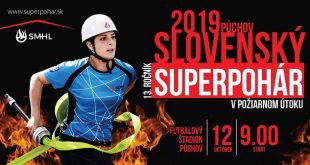 Slovenský SUPERPOHÁR 2019 – LIVE