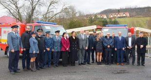 Nové vozidlá Iveco Daily si prevzali zástupcovia 5 obcí v Banskobystrickom kraji