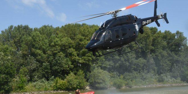 Výcvik príslušníkov modulov leteckého a pozemného hasenia