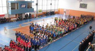 XXVIII. ročník halové pohárové soutěže mladých hasičů – Havířov Město 2017