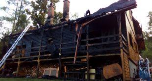 Požiar chaty v Terchovej neprežili 3 osoby