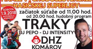 📽 Finále VHSL 2018, Komárov