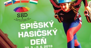 LIVE Spišský hasičský deň 2019 – SL60