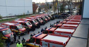 V Trnavskom kraji si nové vozidlá Iveco Daily prevzalo 16 miest a obcí