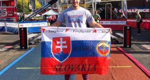 Trnavský hasič Peter Wojatschek reprezentoval Slovensko na šampionáte v Amerike