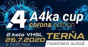 A4ka cup corona edition • 2.kolo VHSL