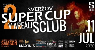 Sveržov SUPER CUP 2020