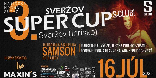 3. Super Cup Sveržov 2021